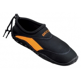 Vandens batai BECO 9217 (juodi/orandžiniai)
