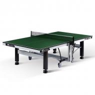 Varžybinis stalo teniso stalas Cornilleau Competition 740 ITTF Indoor Green
