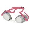 Plaukimo akiniai AQUAFEEL SHOT MIRROR (rožiniai)
