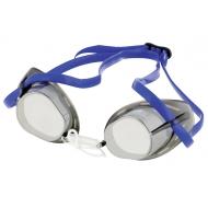 Plaukimo akiniai AQUAFEEL SHOT MIRROR (mėlyni)