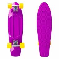 """Mini riedlentė Penny Board Worker Blace 27"""" ABEC11 - Purple"""