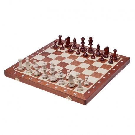 Šachmatai Tournament 5, 490x245x65mm, Karalius 90mm