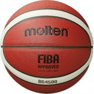 Krepšinio kamuolys MOLTEN B6G4500X
