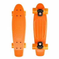 Mini lenta Penny Board Street Surfing Beach Board ABEC-7 - Gnarly Sunset Orange