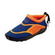 Vandens batai vaikams BECO 92171 (mėlyni-orandžiniai)