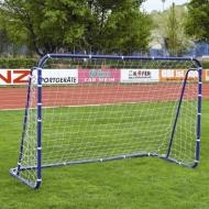 Lengvai surenkami futbolo treniruočių vartai Spartan 240x160x100cm