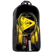 """Teniso komplektas Dunlop CV Team JNR (21"""") G000"""