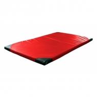 Gimnastikos čiužinys Marbo MC-M004 PRO T90 200x120x5cm - Red