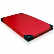Gimnastikos čiužinys Marbo MC-M007 PRO T40 200x120x15cm - Red