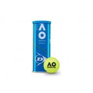Lauko teniso kamuoliukai DUNLOP AUSTRALIAN OPEN 3vnt