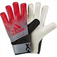 Vartininko pirštinės adidas X LITE CF0088 raudona-pilka-juoda
