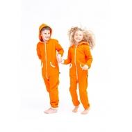 Sofa Killer oranžinis vaikiškas kombinezonas