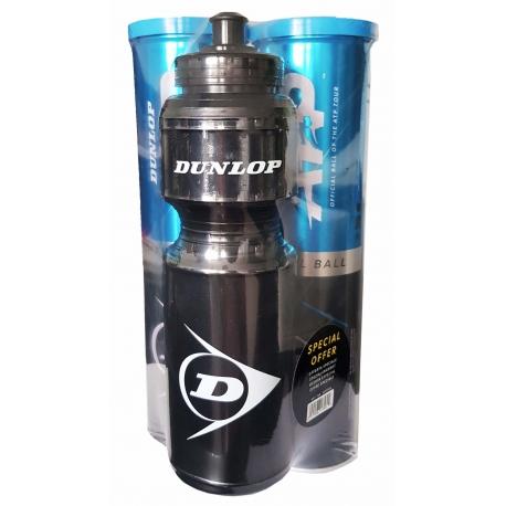 Teniso kamuoliukai Dunlop ATP OFFICIAL 2x4-tin+DOV