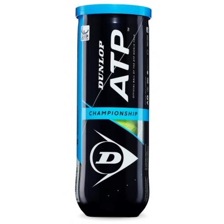 Lauko teniso kamuoliukai DUNLOP ATP CHAMPIONSHIP
