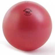 Aerobikos kamuolys PEZZI Softball MAXAFE 40 cm. Red