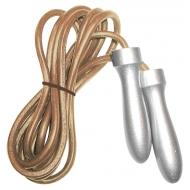 Profesionali odinė šokdynė su aliuminėmis rankenomis (105g) Toorx