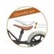 Vaikiškas balansinis dviratis Chillafish Charlie - Silver