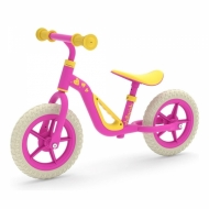 Vaikiškas balansinis dviratis Chillafish Charlie - Pink