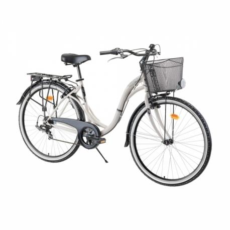 "Miesto dviratis Reactor Swan 28"" – 2021 - Cream"