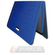 Aerobikos kilimėlis Sveltus Foldable mėlynas