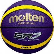 Krepšinio kamuolys MOLTEN BGR7-VY