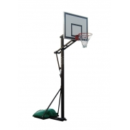 Mobilus krepšinio stovas su lenta