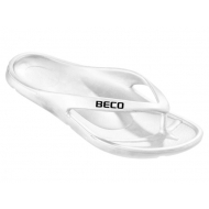 Šlepetės baseinui Beco V-STRAP white