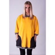 Sofa Killer geltonas džemperis