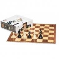 Šachmatų rinkinys pradedantiesiems Buffalo Grey
