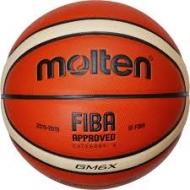 Krepšinio kamuolys MOLTEN BGM6X