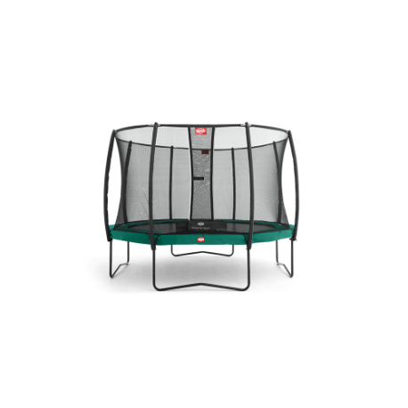 Batutas BERG Champion 430 su apsauginiu tinklu Deluxe