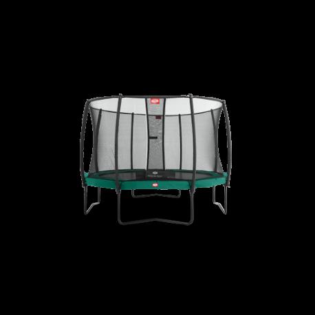 Batutas BERG Champion 380 su apsauginiu tinklu Deluxe