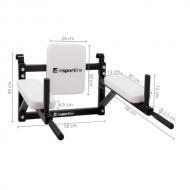 Gymnastics parallel bars inSPORTline LCR-11114B