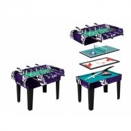 Universalus žaidimų stalas WORKER 4in1