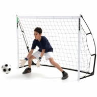 Futbolo vartai QuickPlay Kickster Academy 2.4 x 1.5 m