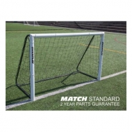 Futbolo vartai Quickplay Match 2,44x1,52m sulankstomi