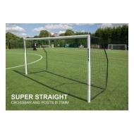 Futbolo vartai Quickplay Match 366 x 182 cm sulankstomi