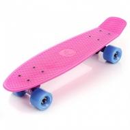 Riedlentė Fishboard Meteor rožinė/neoninė/mėlyna
