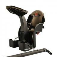 WeeRide Kangaroo Deluxe dviračio kėdutė