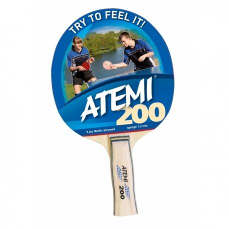 Stalo teniso raketė ATEMI 200