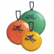 Šokinėjimo kamuolys Original Pezzi Pon Pon