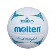 Paplūdimio tinklinio kamuolys Molten BV2000-BL