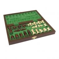 Šachmatai turistiniai 27 x 27 cm