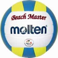 Paplūdimio tinklinio kamuolys MOLTEN MBVBM