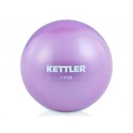 Svorinis kamuolys Kettler 1 kg.