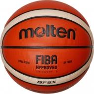 Krepšinio kamuolys MOLTEN BGF5X-X