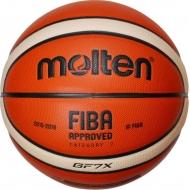Krepšinio kamuolys Molten BGFX7-X