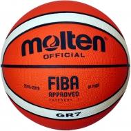 Krepšinio kamuolys MOLTEN BGR7-OI