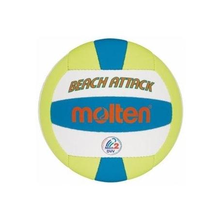 Paplūdimio tinklinio kamuolys MOLTEN MBVBA