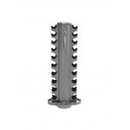 """Vertikalus hantelių stovas su plastikiniais """"padėkliukais"""" inSPORTline RK2086 PRO"""